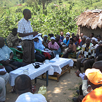 Delivering the NDC implementation plan